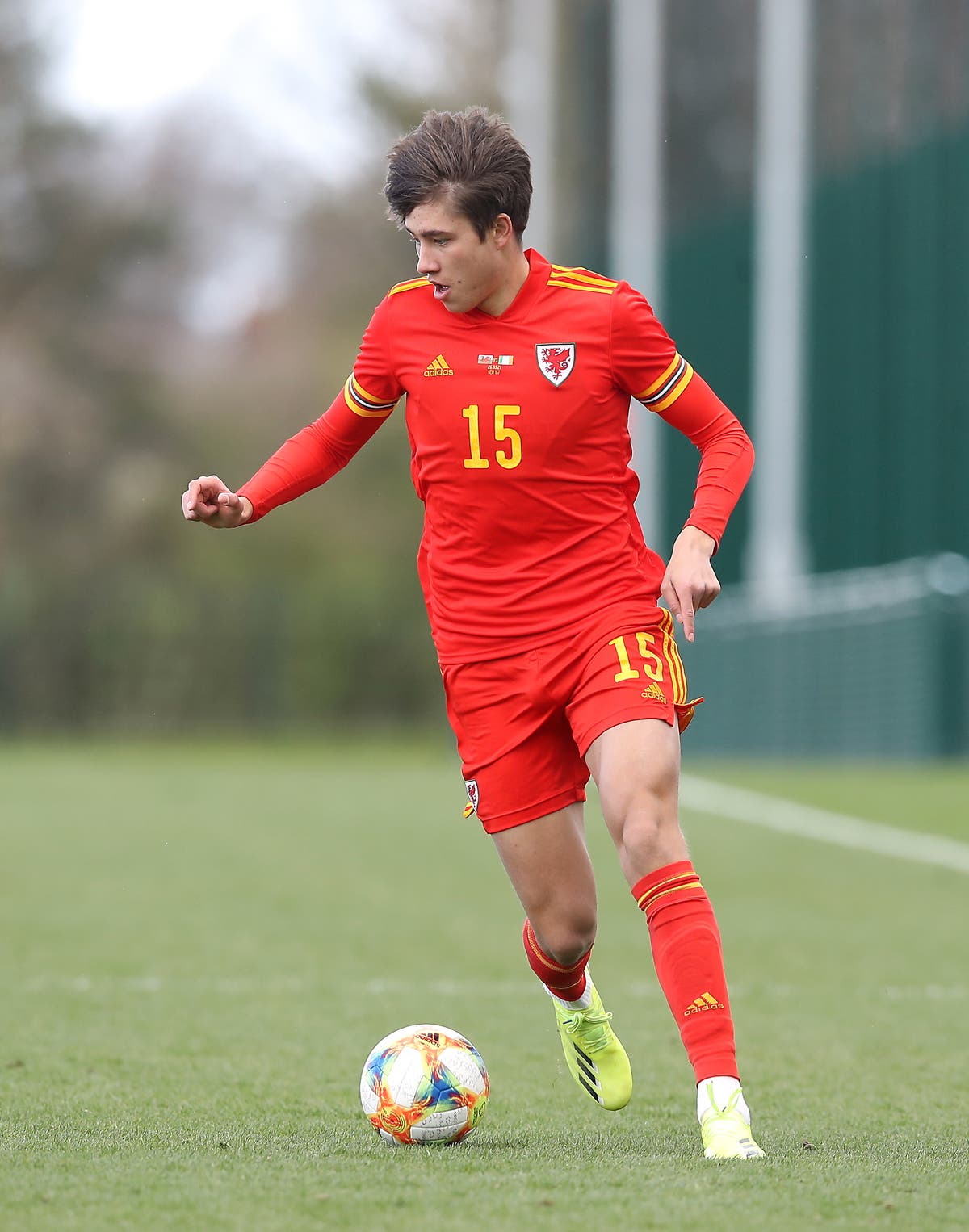 Uncapped teenager Rubin Colwill makes Wales' final squad for Euro 2020