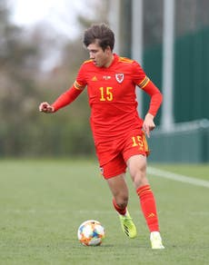 Cardiff midfielder Rubin Colwill, 19, named in Wales squad for Euro 2020