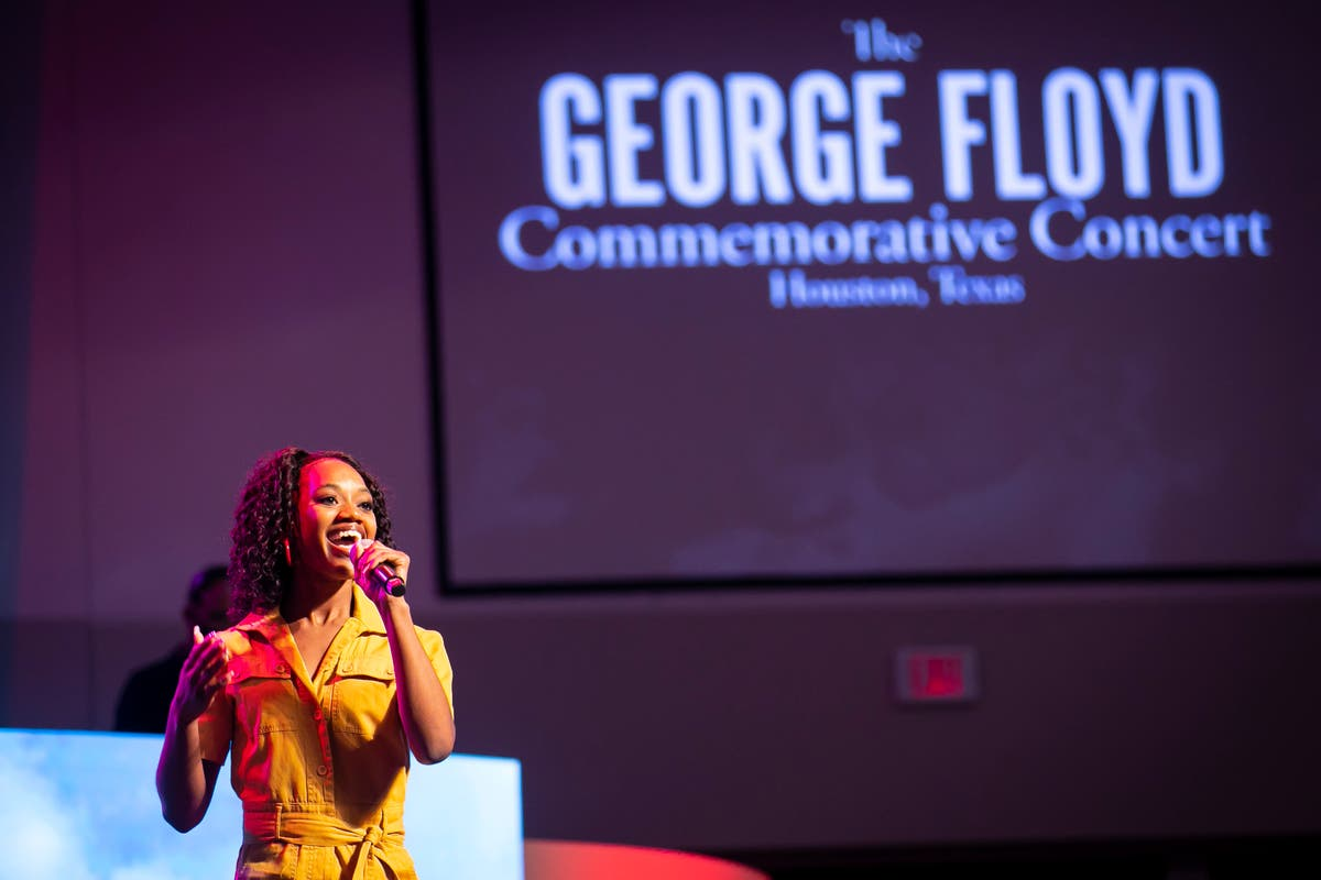 Religious leaders, artists honor George Floyd in concert