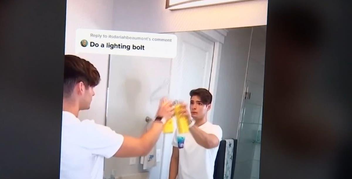 'TikTok fire challenge' video lands teenage girl in intensive care with severe burns