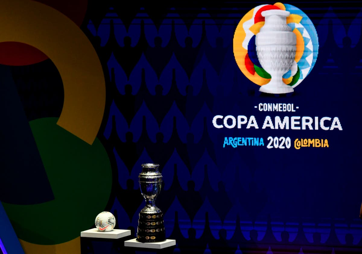 Copa America left without hosts after tournament pulled from Argentina following surge in Covid cases