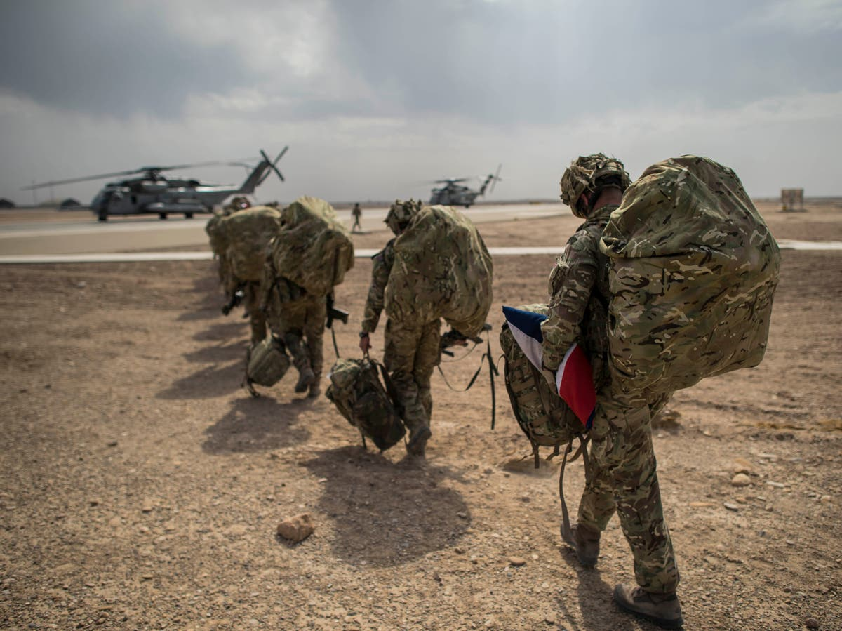 Thousands of Afghan interpreters to resettle in UK as security situation worsens
