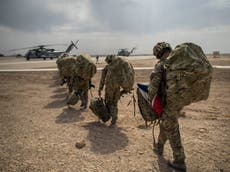 Afghan interpreters and families allowed to settle in UK as security situation worsens