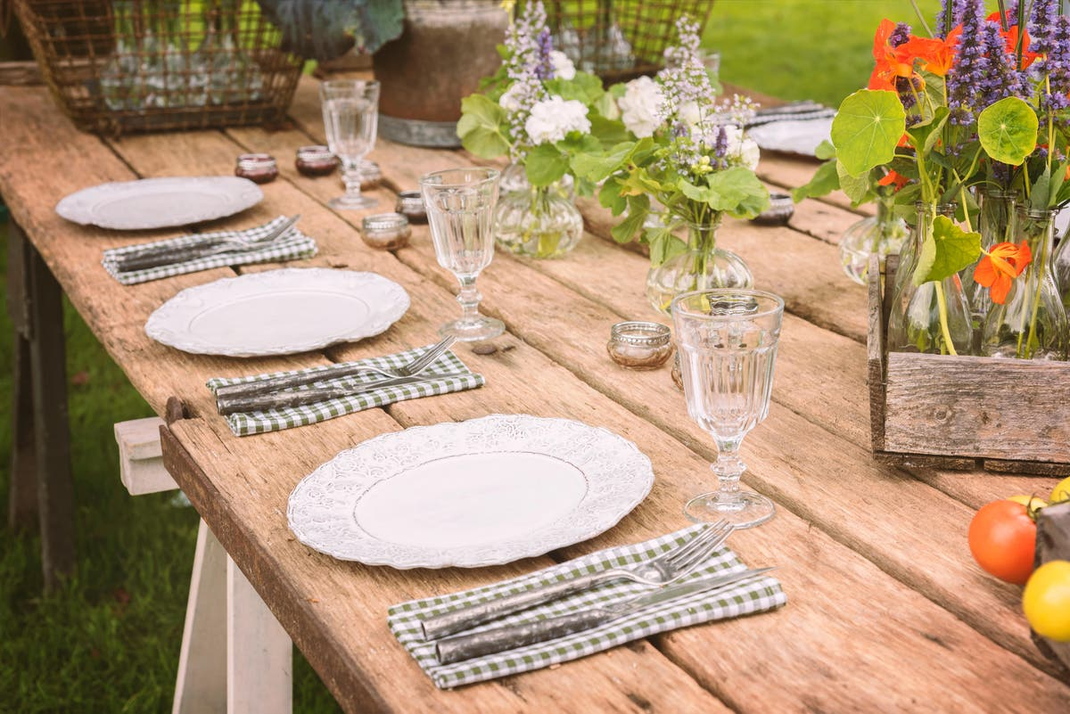 6 ways to get your garden party-ready for summer
