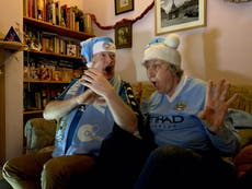 Photographer turns his focus onto football fans in lockdown for new project