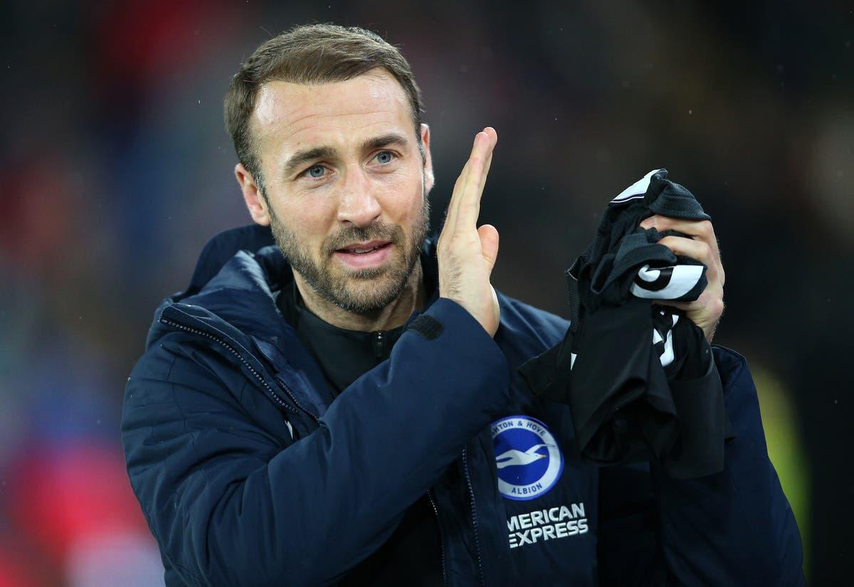 Tidligere Brighton og Crystal Palace-spiss Glenn Murray kunngjør pensjon