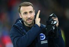 Former Brighton and Crystal Palace striker Glenn Murray announces retirement