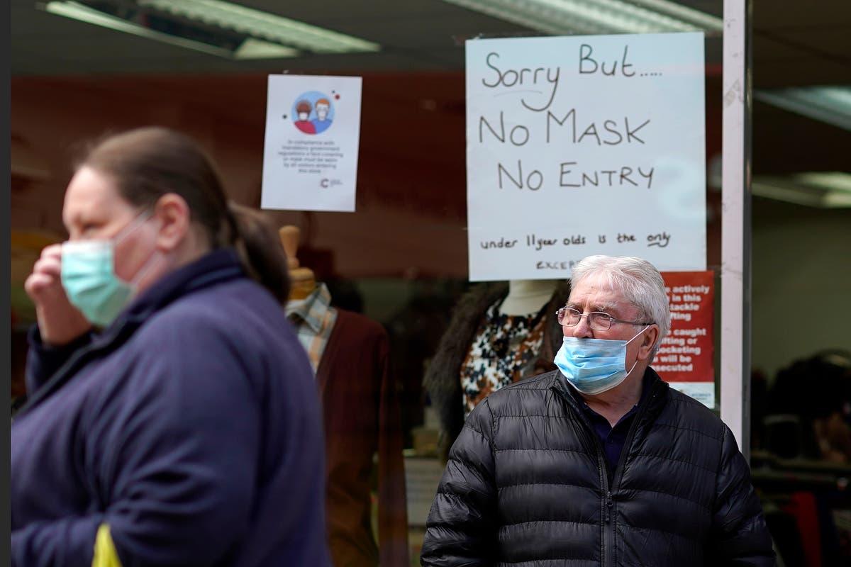 Blackburn overtakes Bolton as UK's Covid epicentre