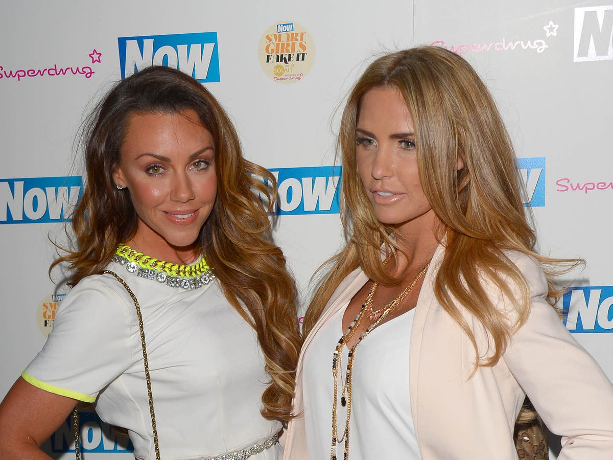 Michelle Heaton was 'killing herself' amid drink and drug battle before Katie Price intervention