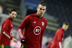 Gareth Bale says Wales are realistic but full of confidence ahead of Euro 2020