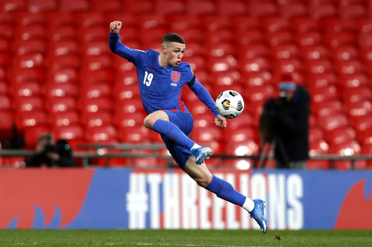 Peter Shilton urges Phil Foden to seize Euro 2020 chance with England