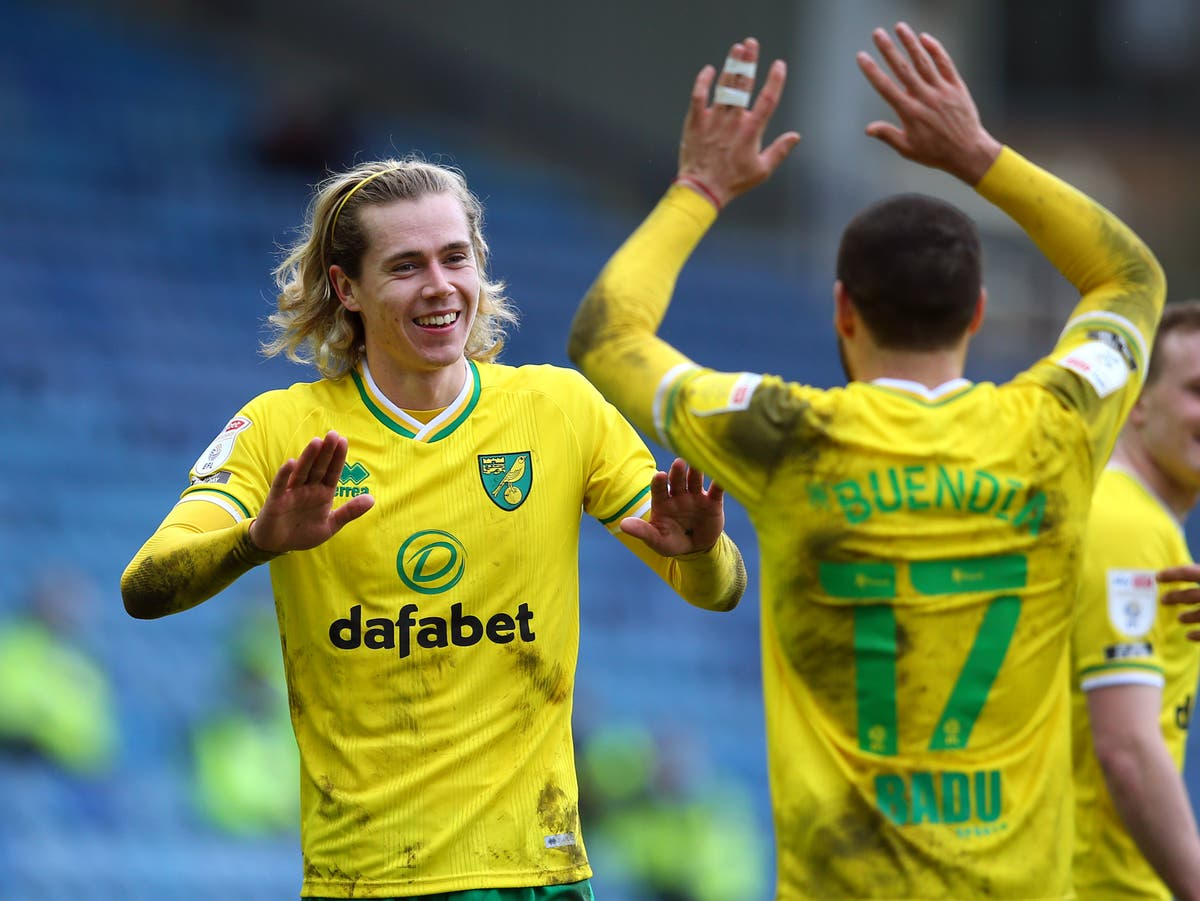 Norwich say stars Emi Buendia and Todd Cantwell won't be sold for less than £30m