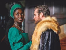 Anne Boleyn, review: Jodie Turner-Smith is suitably arch in this very silly historical drama