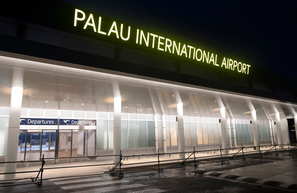 Palau: One of last remaining Covid-free countries has just had its first case