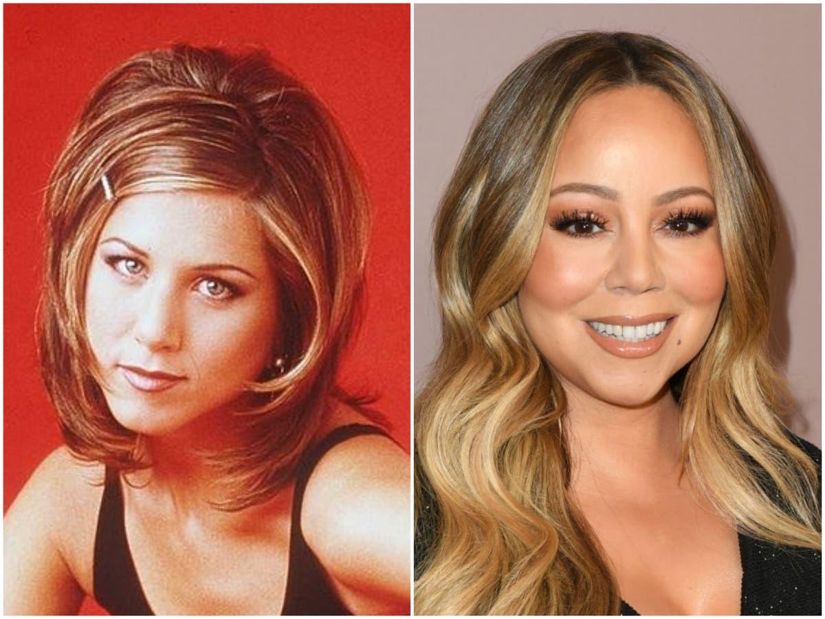 Jennifer Aniston hilariously responds to Mariah Carey's 'sad attempt' at copying Rachel haircut