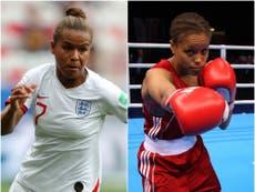 Nikita Parris inspired by sister Natasha Jonas as she realises Olympic dream