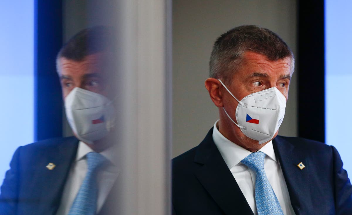 Czech police call for premier's indictment in fraud case