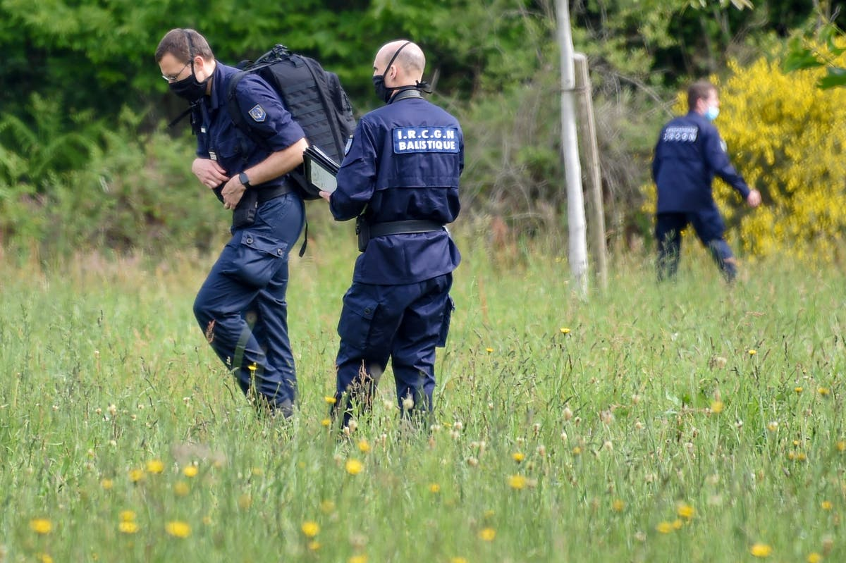 Manhunt for armed ex-soldier ends in shoot-out with police in France