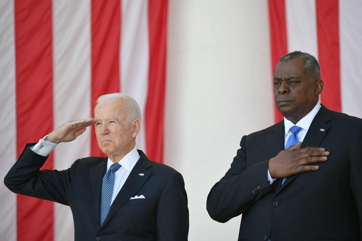 Biden honors fallen US soldiers on Memorial Day