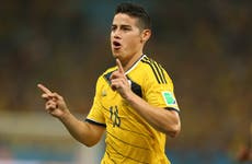 Everton director of medical says James Rodriguez would be fit for Copa America