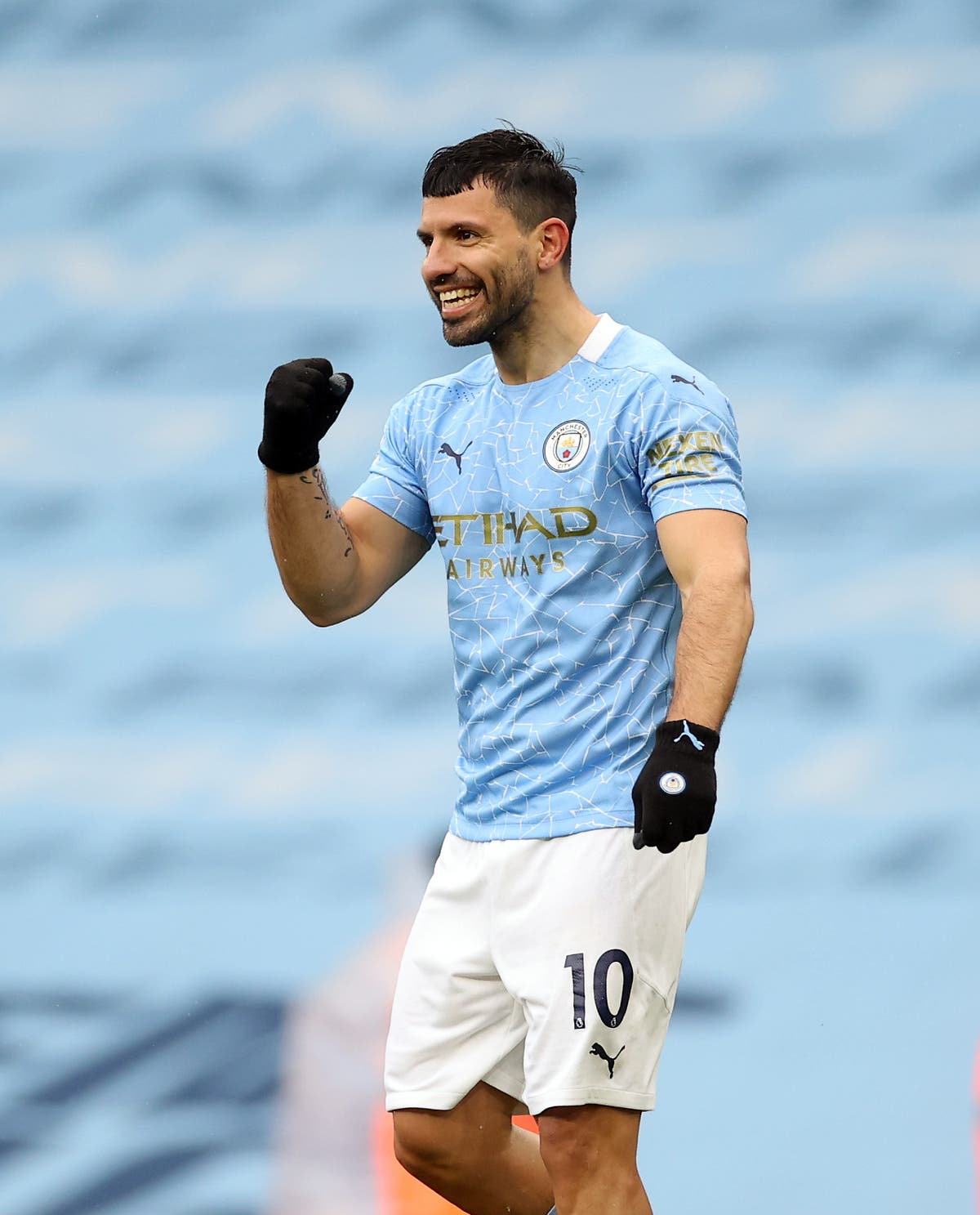 Sergio Aguero on his way to Barcelona: A look at Argentinian's career in numbers