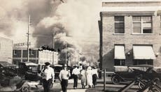 Tulsa race massacre: Biden urges Americans to reflect on 'deep roots of racial terror'