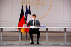 Macron suggests France may pull out troops from Mali