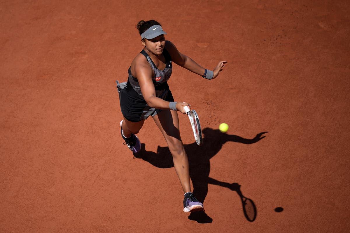 大阪: 'Best thing' for French Open would be her withdrawal