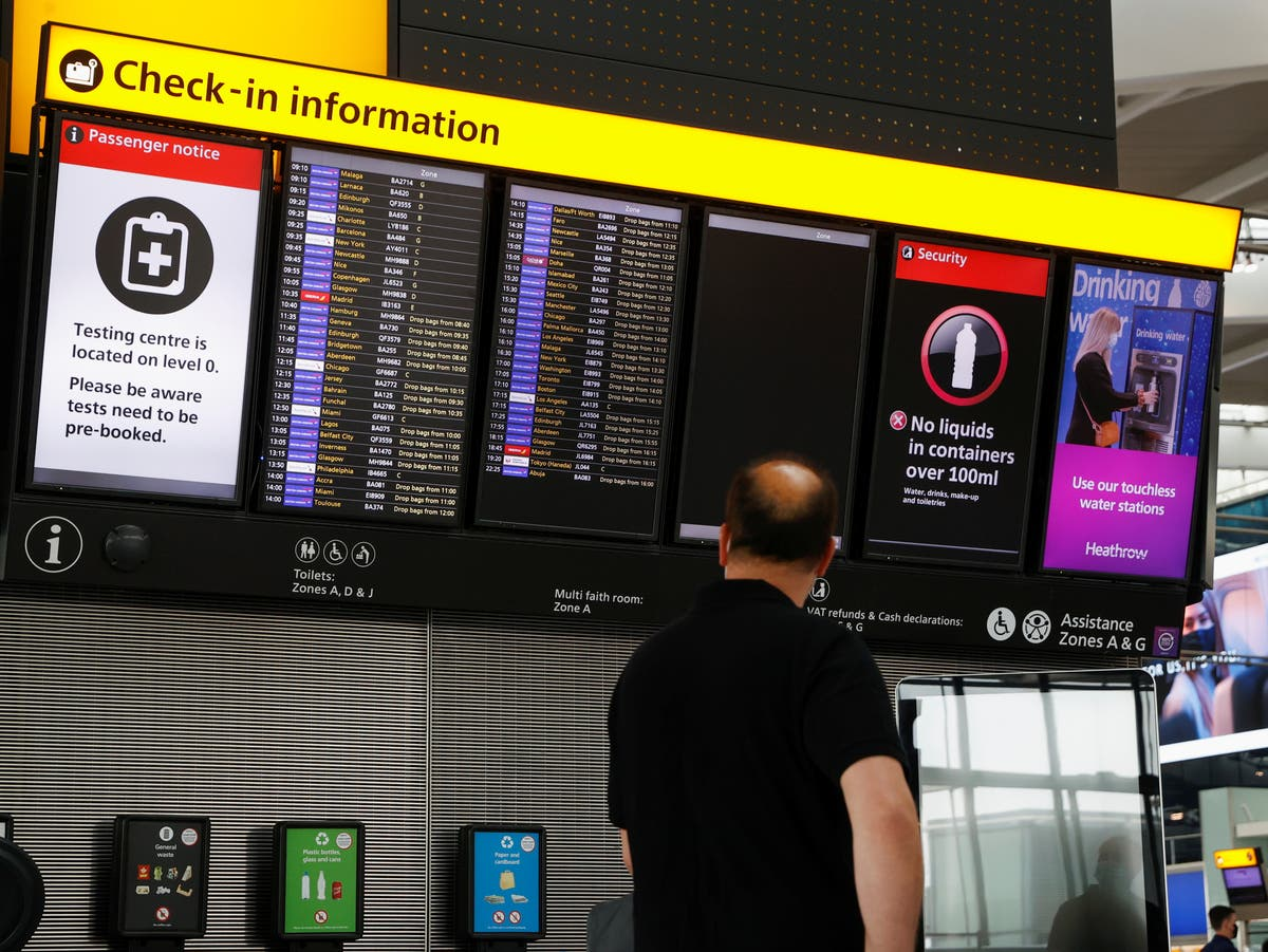 France tightens travel restrictions for UK travellers