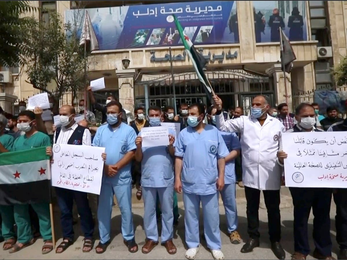 Protests after Syria appointed to WHO's executive board