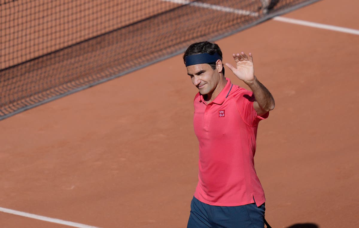 Roger Federer dares to dream after cruising into second round at French Open