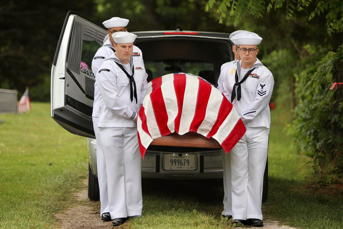 Kentucky men returned for burial 80 years after Pearl Harbor