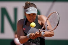 Naomi Osaka's statement about withdrawing from French Open