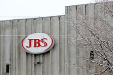 'Organised cyberattack' targets world's largest meat supplier, JBS says