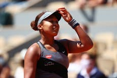 Naomi Osaka: Boris Becker fears mental health issues could put star's career in danger
