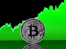 Bitcoin price - live: Crypto market launches comeback as ethereum and doge lead fresh price rise
