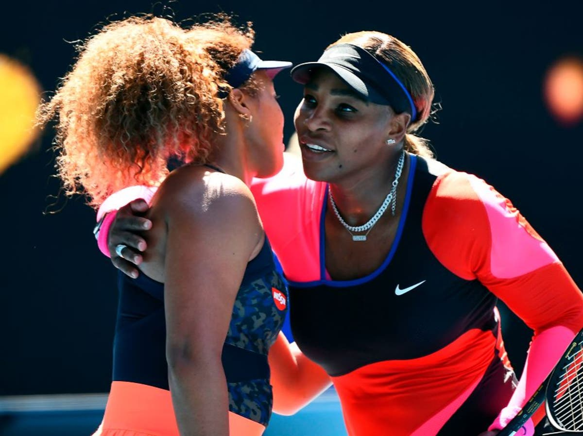 Serena Williams backs Naomi Osaka's decision to withdraw from French Open