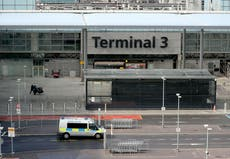Heathrow opens new facility to process passengers from red list countries