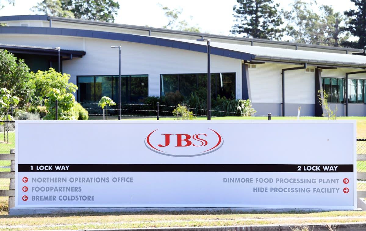 JBS cyberattack disrupts Australian meat production