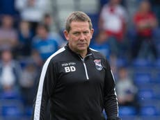 Billy Dodds appointed as Inverness head coach on two-year contract