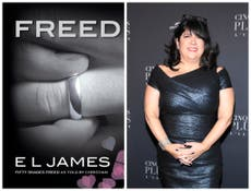 Freed: Christian Grey is as possessive and awful as ever in new Fifty Shades book