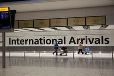 UK's Heathrow Airport opens terminal for high-risk travelers