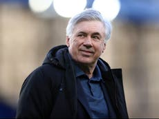 Carlo Ancelotti: Real Madrid make first move to appoint Everton manager as new boss