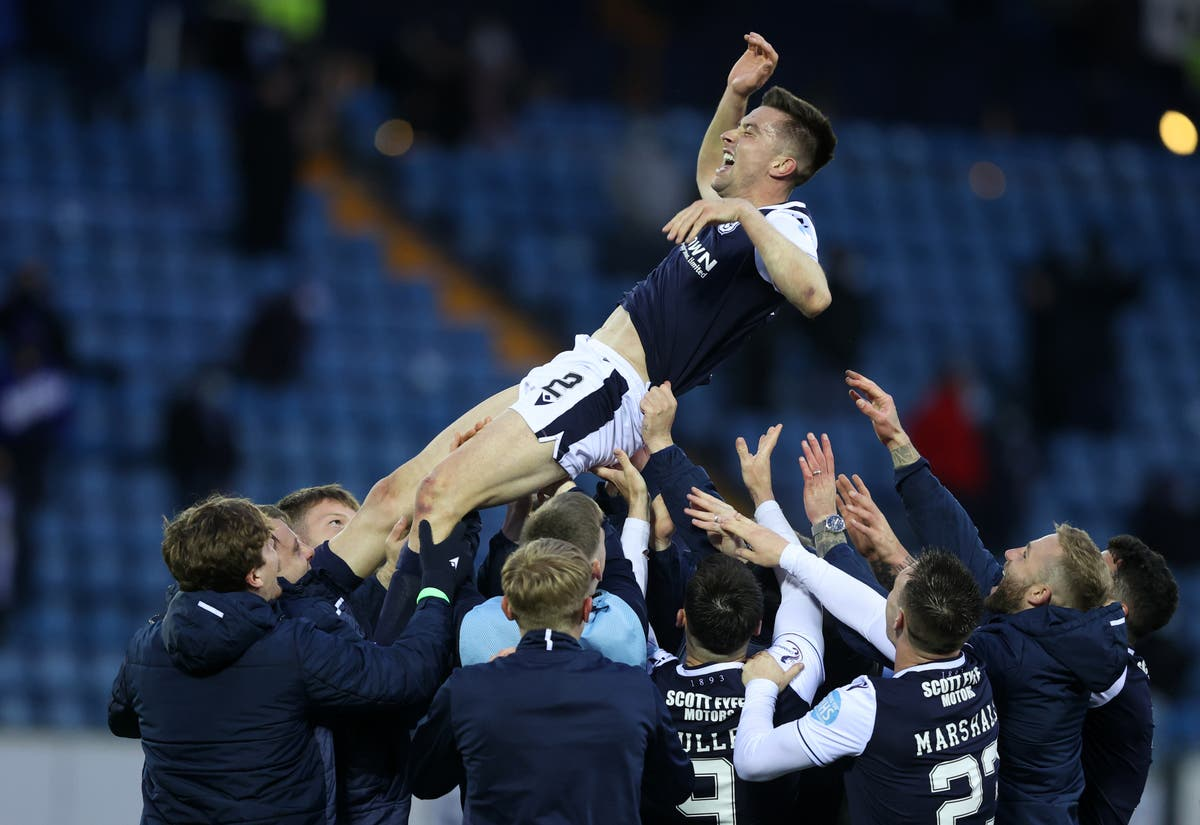 Cammy Kerr continues to live his boyhood dream after signing new deal at Dundee