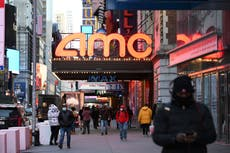Big box office numbers and diamond hands, AMC sells shares