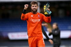 Goalkeeper Josh Vickers commits future to Rotherham on two-year contract