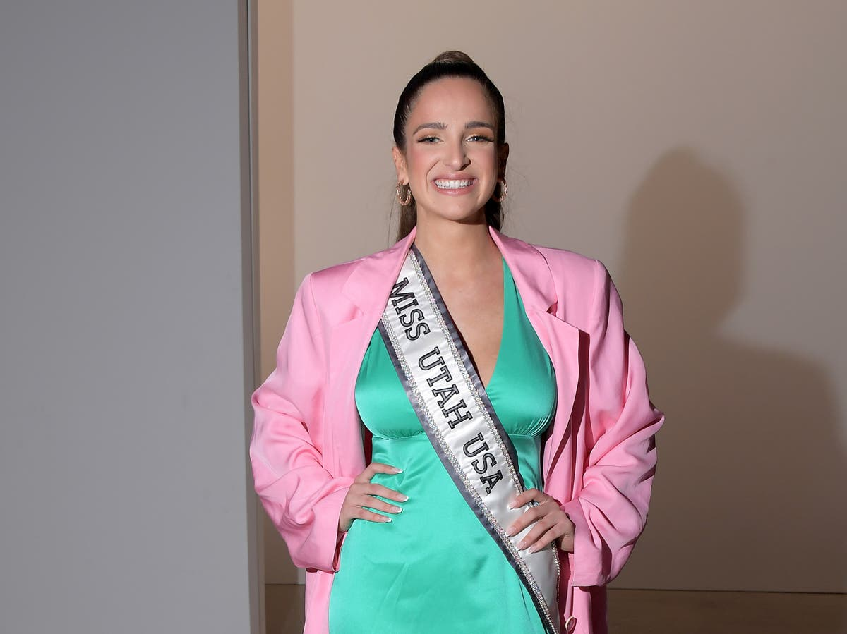 The first openly bisexual Miss USA competitor opens up about life's challenges