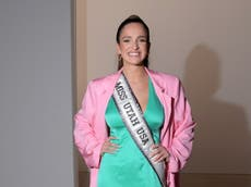 First openly bisexual Miss USA competitor was homeless before pageant success