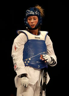 Jade Jones has history in her sights as she blocks out Tokyo speculation