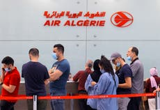 Algeria partially reopens air travel after 14-month shutdown